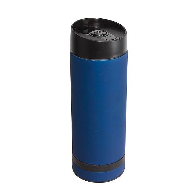 Termohrnek FLAVOURED - modrá