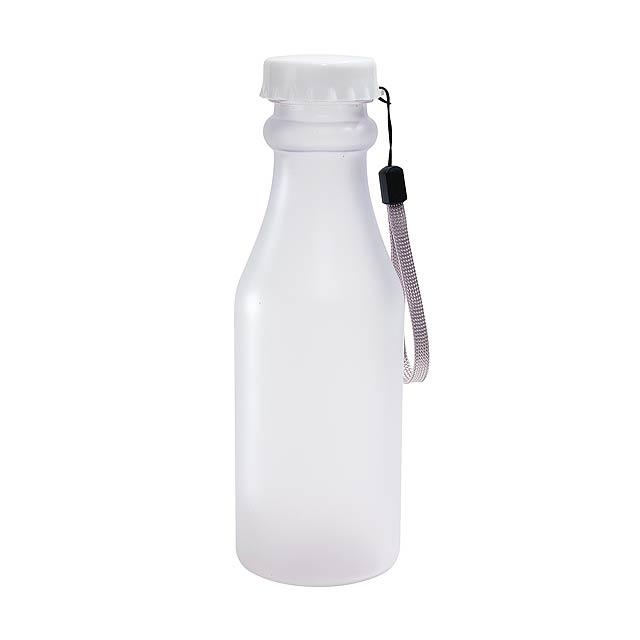 Láhev 500 ml TAKE AND GO - bílá