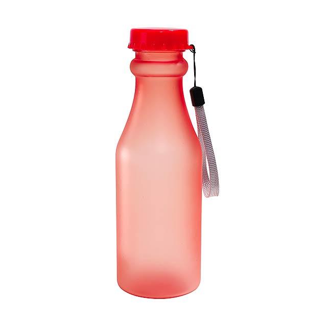 Láhev 500 ml TAKE AND GO - červená