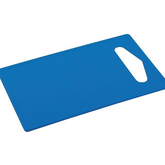 Krájecí prkénko CHOPY - modrá