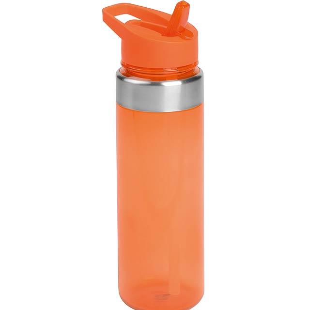 Sportovní láhev FORCY - oranžová