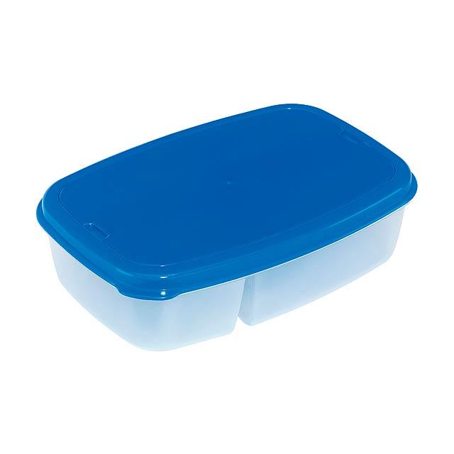 Lunchbox TASTY - modrá