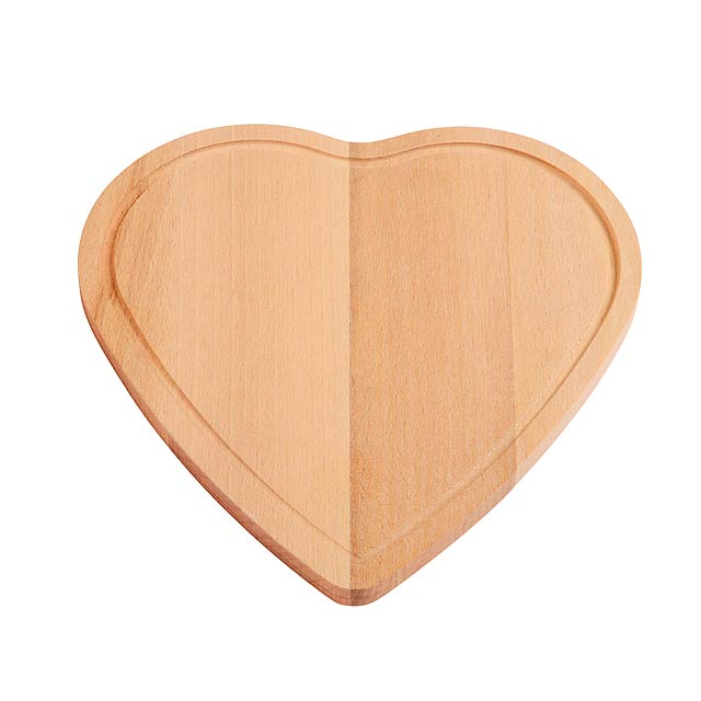 Prkénko WOODEN HEART - dřevo