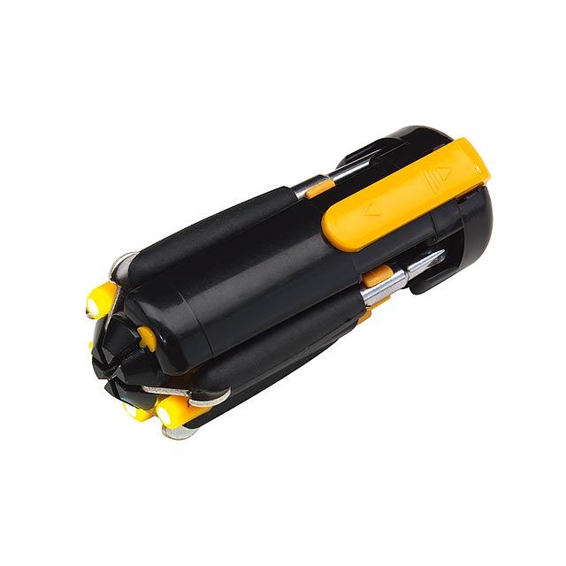 Sada šroubováků 6IN1 - žlutá