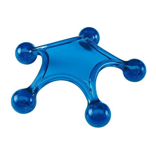Masážní pomůcka STARFISH - modrá