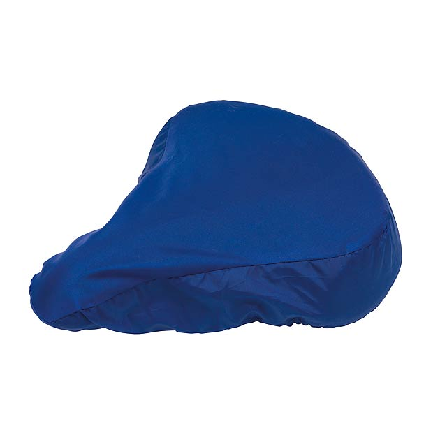 Bicycle seat cover DRY SEAT - blue