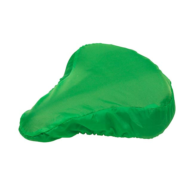 Bicycle seat cover DRY SEAT - green