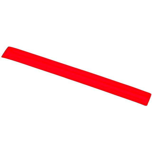 Reflexní pásek  SEE YOU - oranžová