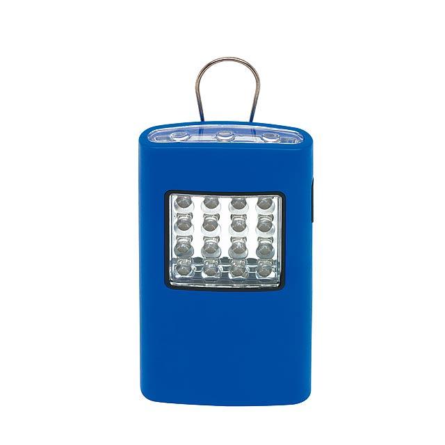 LED světlo BRIGHT HELPER - modrá