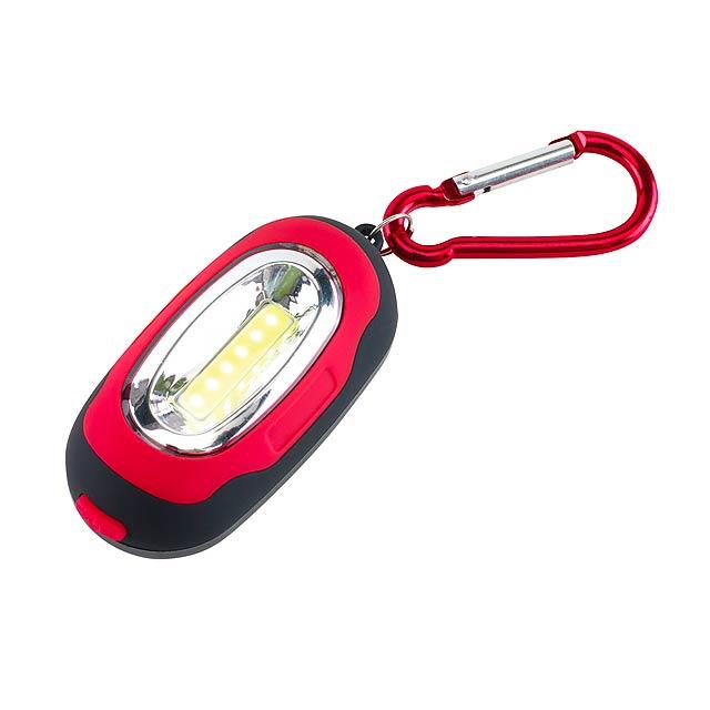 Baterka CORONA - červená