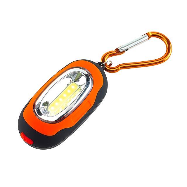 Baterka CORONA - oranžová