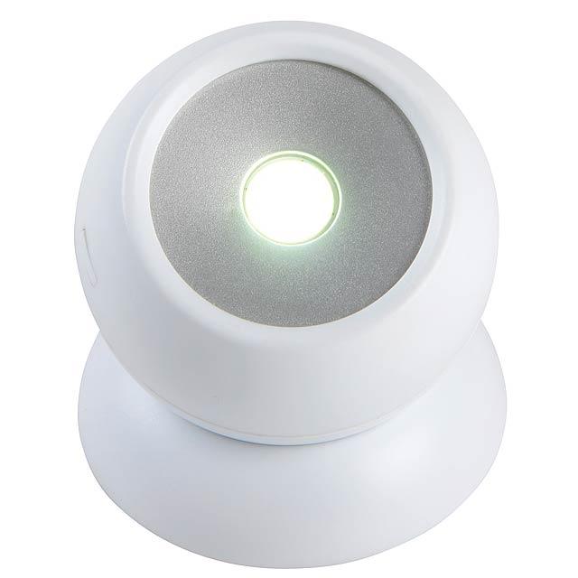 LED světlo THREE 60 - bílá