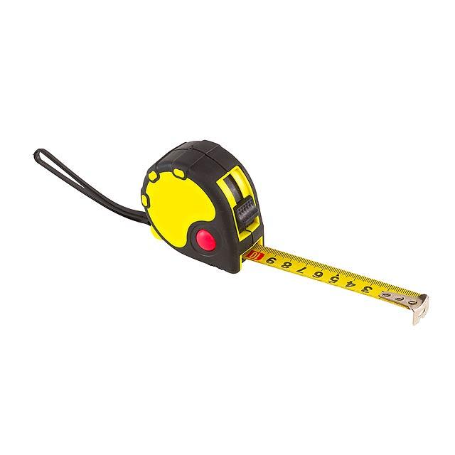 Metr BASIC I, 3m - žlutá