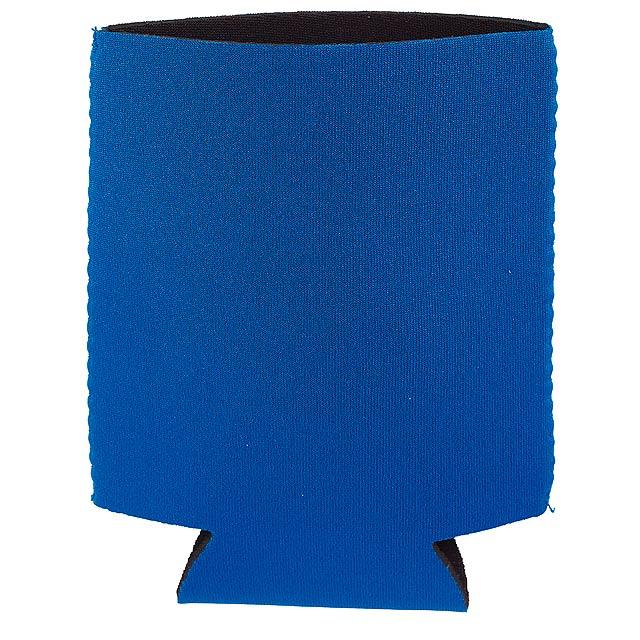 Chladící návlek na plechovky STAY CHILLED - modrá