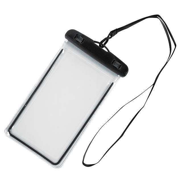 Taštička na mobil DIVER - transparentní