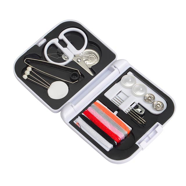Sewing kit NICE - white