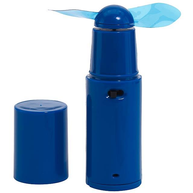 Ventilátor NOTOS - modrá - foto