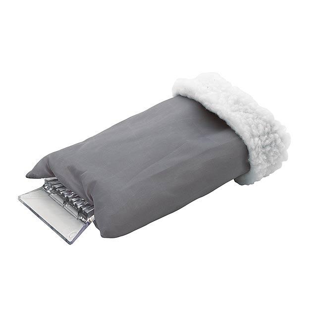 Škrabka led CLEAR SIGHT - šedá - foto