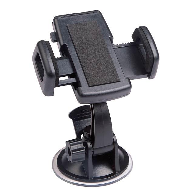 Držák mobilního telefonu NAVI - černá - foto