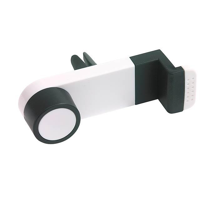 Držák na telefon SIMPLY HELD - bílá - foto