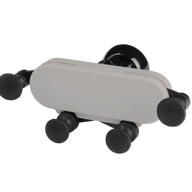 Držák chytrého telefonu do auta CLAW - šedá