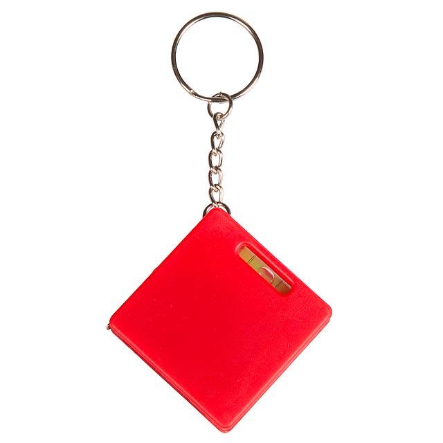 Klíčenka HANDILY - červená