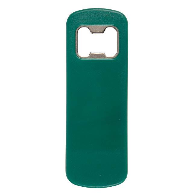 Otvírák na lahve BARTENDER - zelená