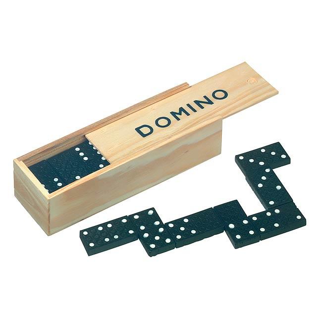 Domino DOMINO - dřevo