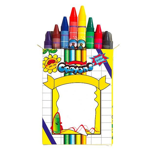 Wachsmalstifte IMAGINE - multicolor