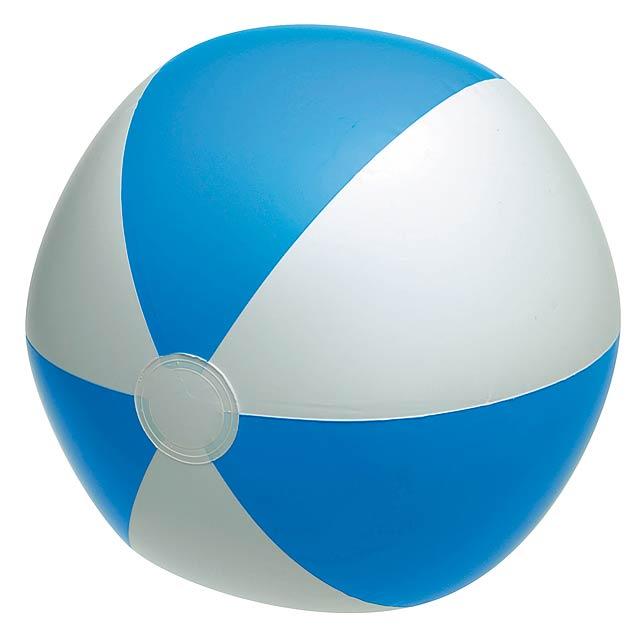 Nafukovací plážový míč ATLANTIC - modrá