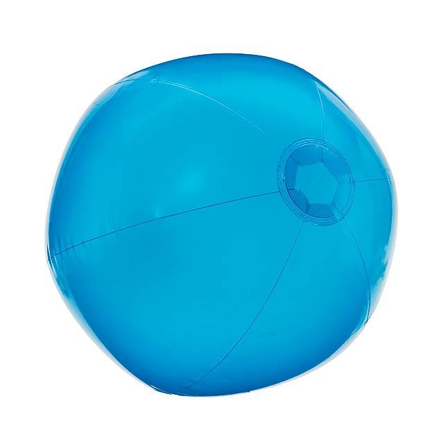 Nafukovací plážový míč PACIFIC - tyrkysová
