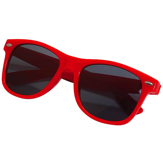 Sluneční brýle STYLISH - červená