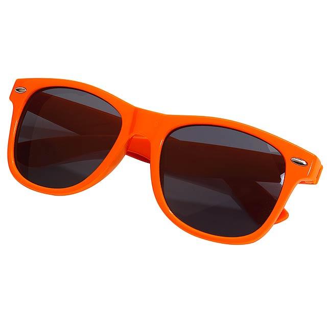 Sluneční brýle STYLISH - oranžová