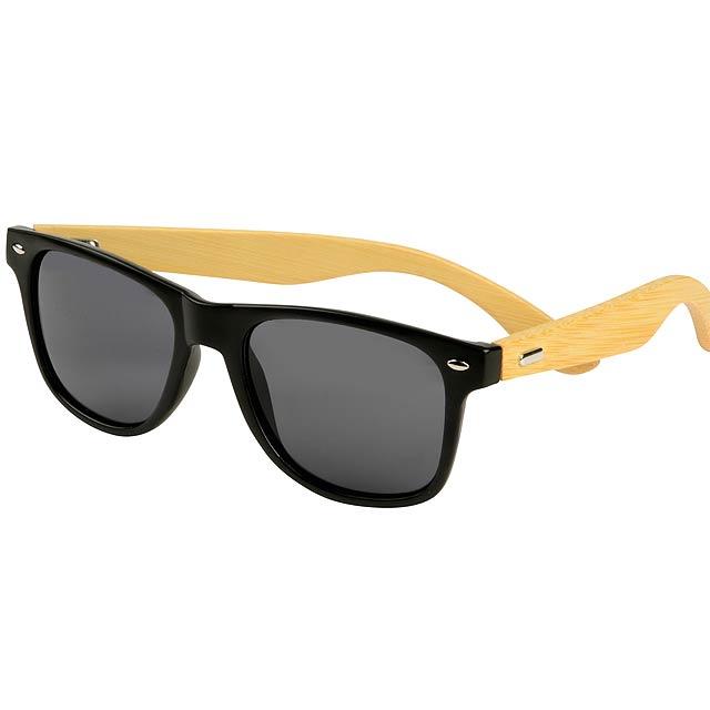 Sluneční brýle BAMBOO LINE - černá