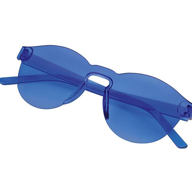Sluneční brýle FANCY STYLE - modrá