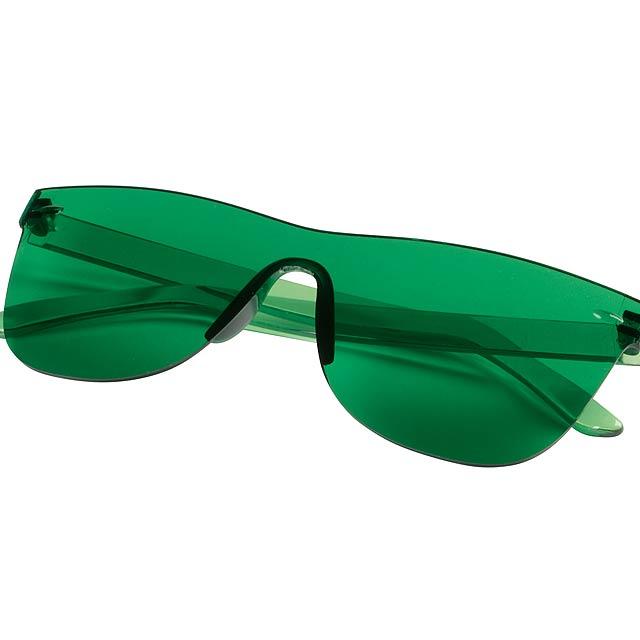Sluneční brýle TRENDY STYLE - zelená