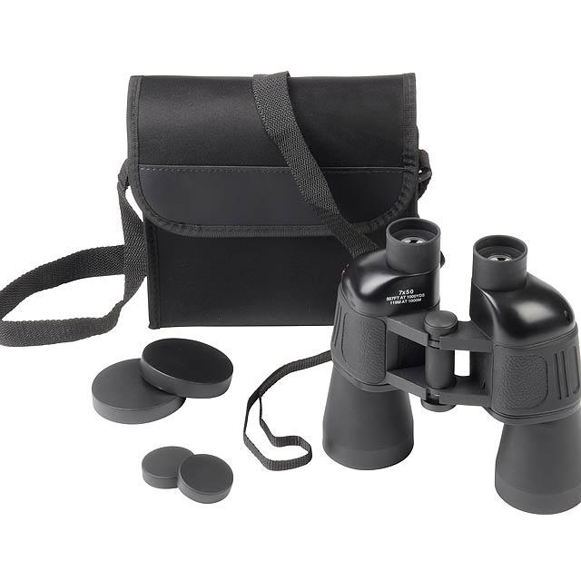 Dalekohled VIEW OVER 7x50 - černá