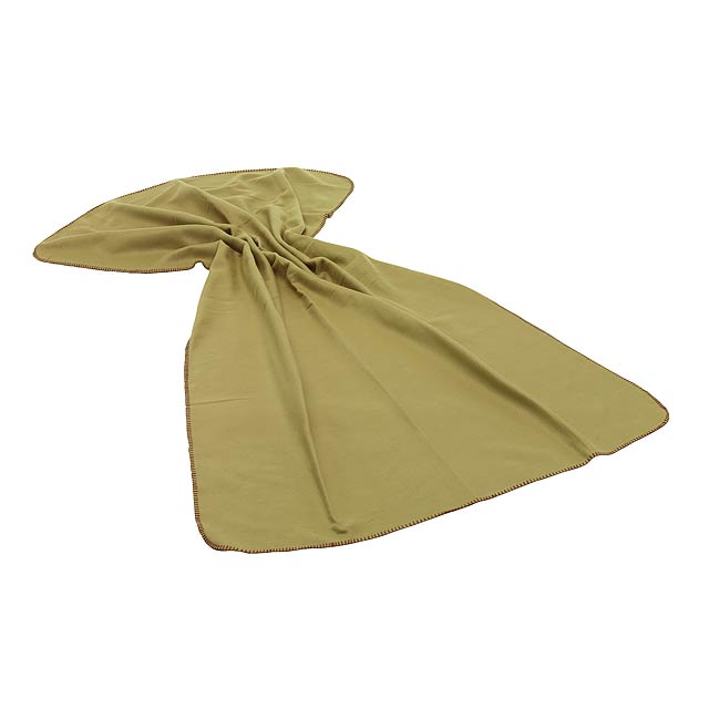 Picnic blanket OPEN-AIR - green