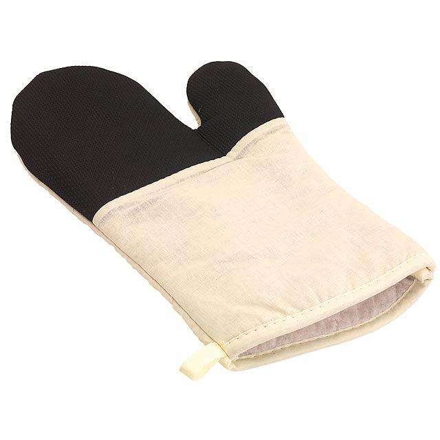Barbecue rukavice STAY COOL - béžová