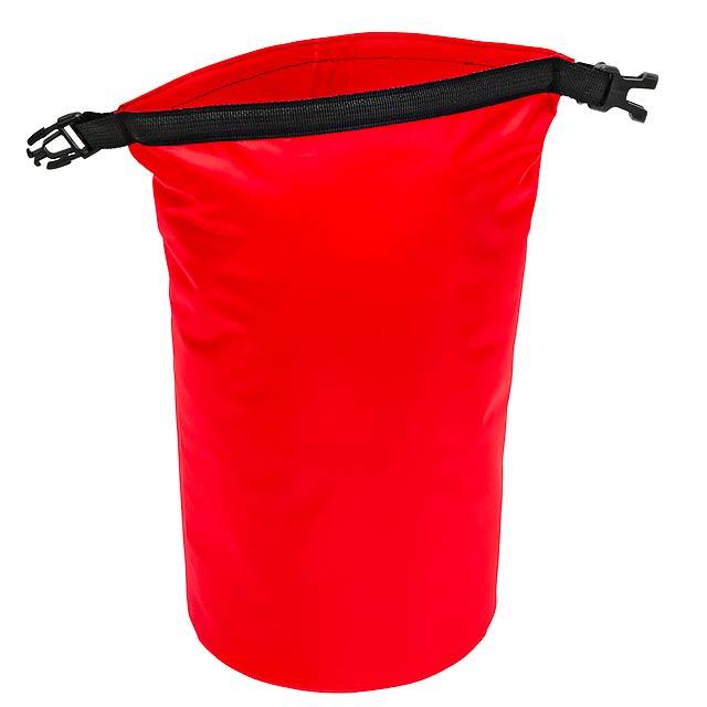 Plážová taška BIG STORAGE - červená