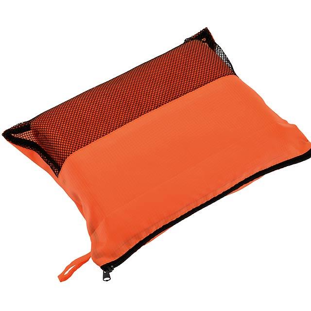 Pikniková přikrývka OUT OF DOORS - oranžová