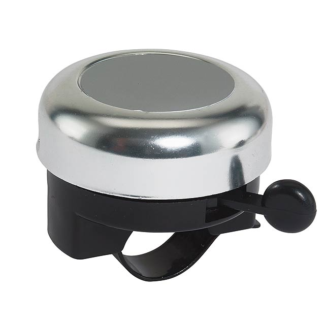 Bicycle bell NOISY - silver