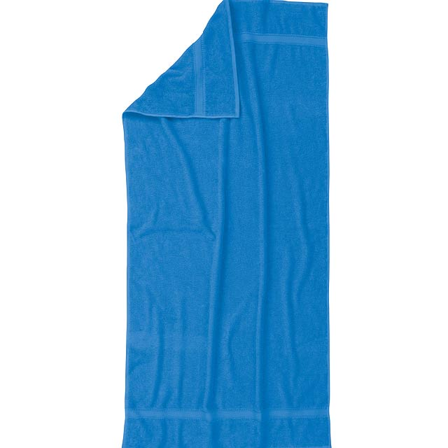 Plážový ručník SUMMER TRIP - modrá
