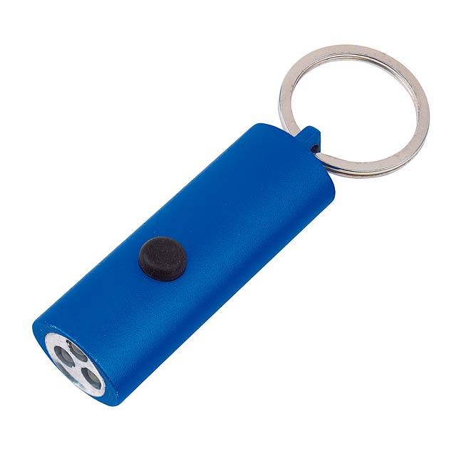 LED svítilna LITTLE LIGHTENING - modrá