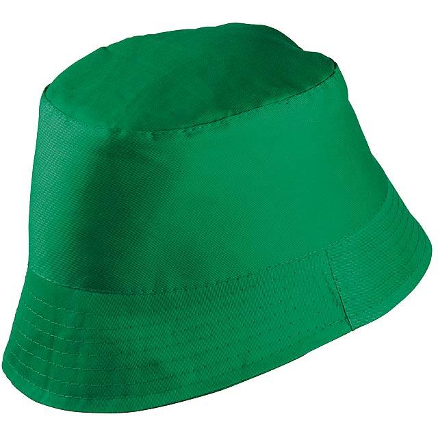 Klobouk SHADOW - zelená