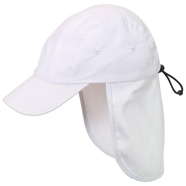 Dětská kšiltovka WICKIE - bílá