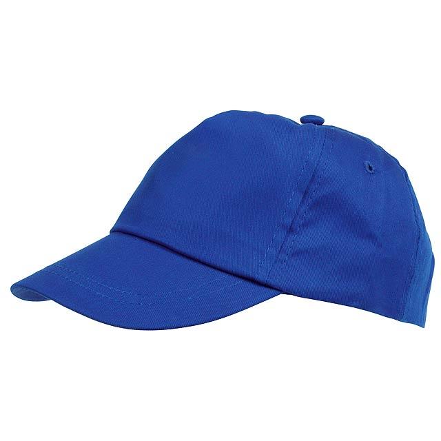 5-dílná čepice pro děti KIDDY WEAR - modrá