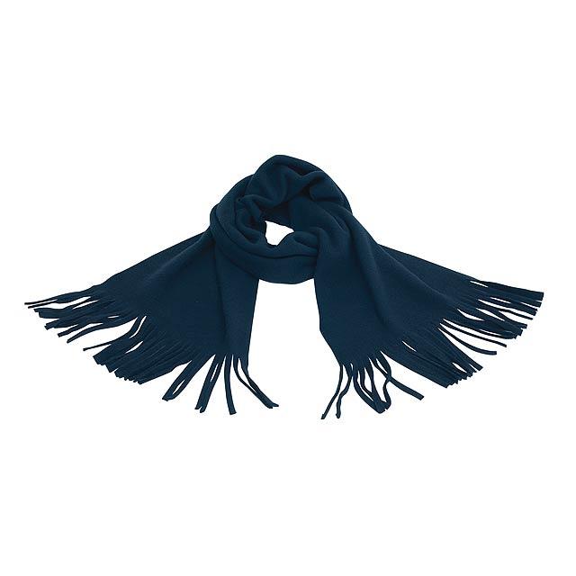 Polar fleece šátek ICEBREAKER - modrá