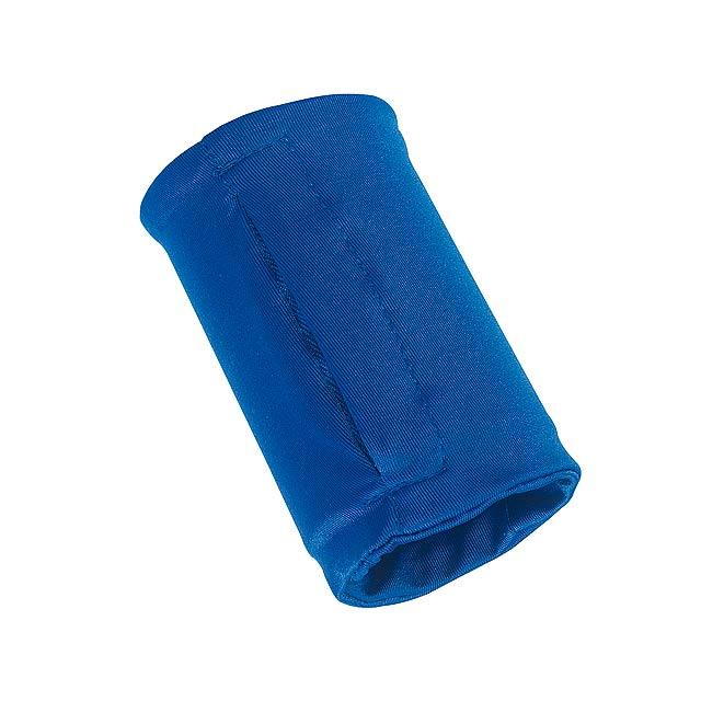 Peněženka na zápěstí SPORT - modrá