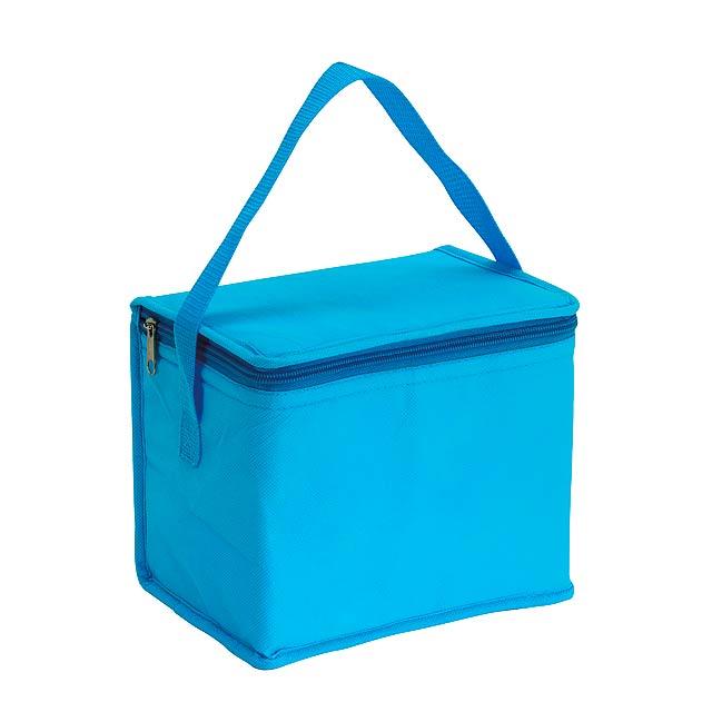 Chladící taška CELSIUS - nebesky modrá